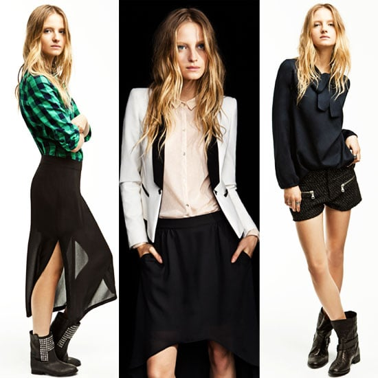 Zara TRF November Lookbook 2011