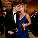 Brie Larson and Alex Greenwald