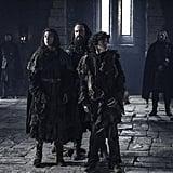 Rickon Stark, Season Six