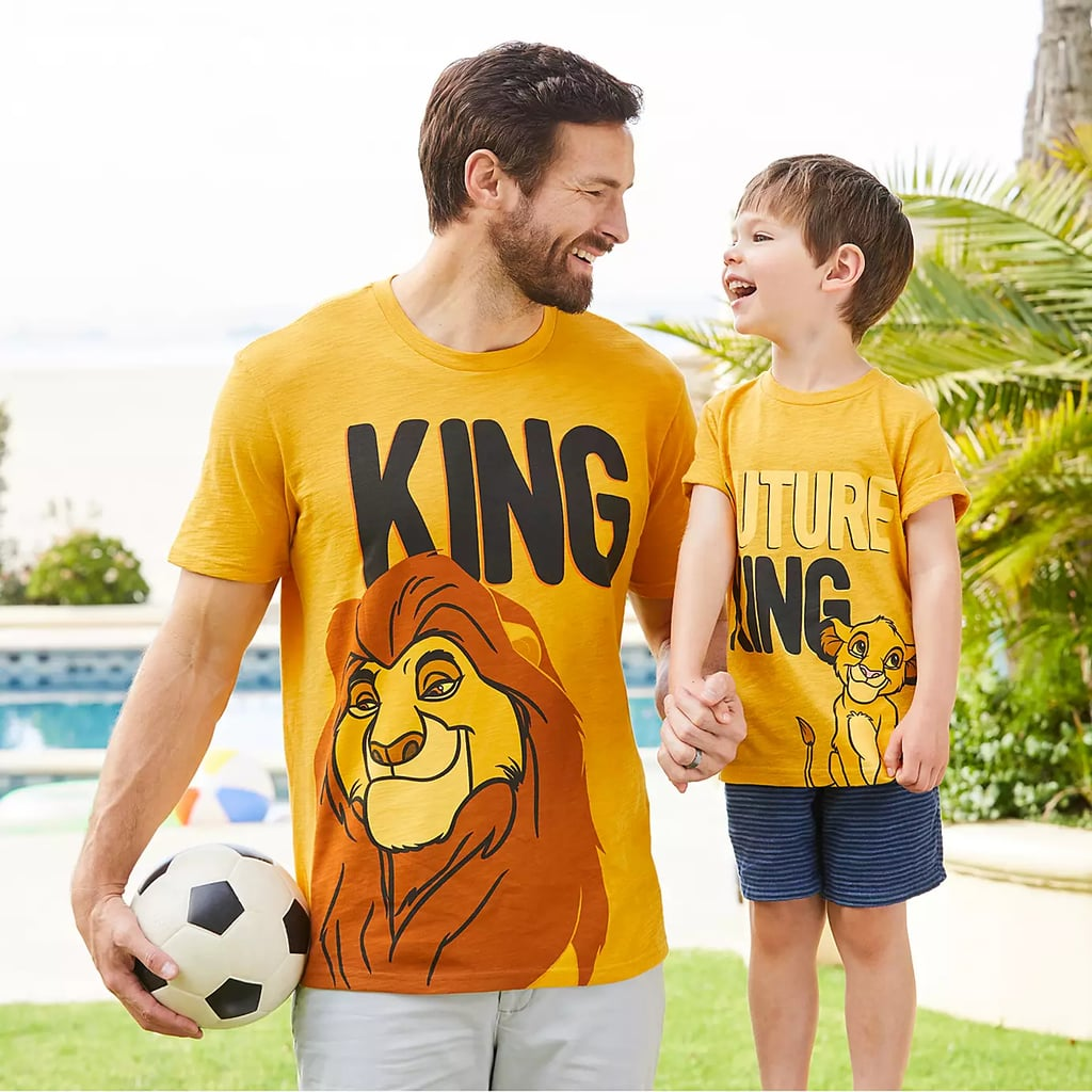 The Lion King Mufasa T-Shirt For Men