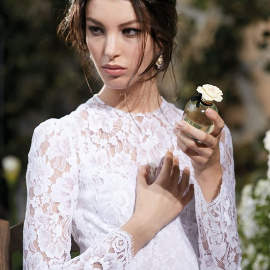 Dolce and Gabbana New Fragrance and Face Kate King
