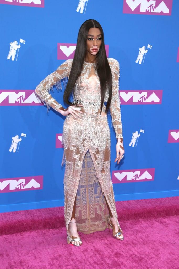 Mtv Vmas 2018 Red Carpet Dresses Popsugar Fashion Photo 121