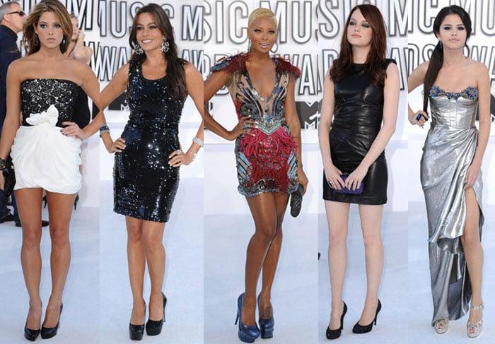 Wer trug das schönste Kleid bei den MTV Video Music Awards 2010 ...