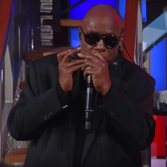 "Stevie Wonder Sings ""The Star-Spangled Banner"""
