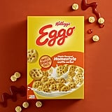 Eggo Maple Flavored Homestyle Waffle Cereal
