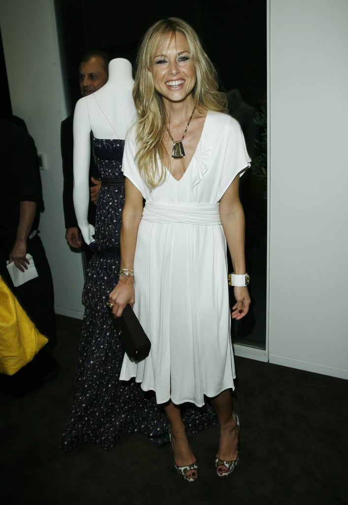 Rachel Zoe had a smile on her face at the Carolina Herrera and Vogue magazine store opening to benefit the cause in LA in November 2006.
