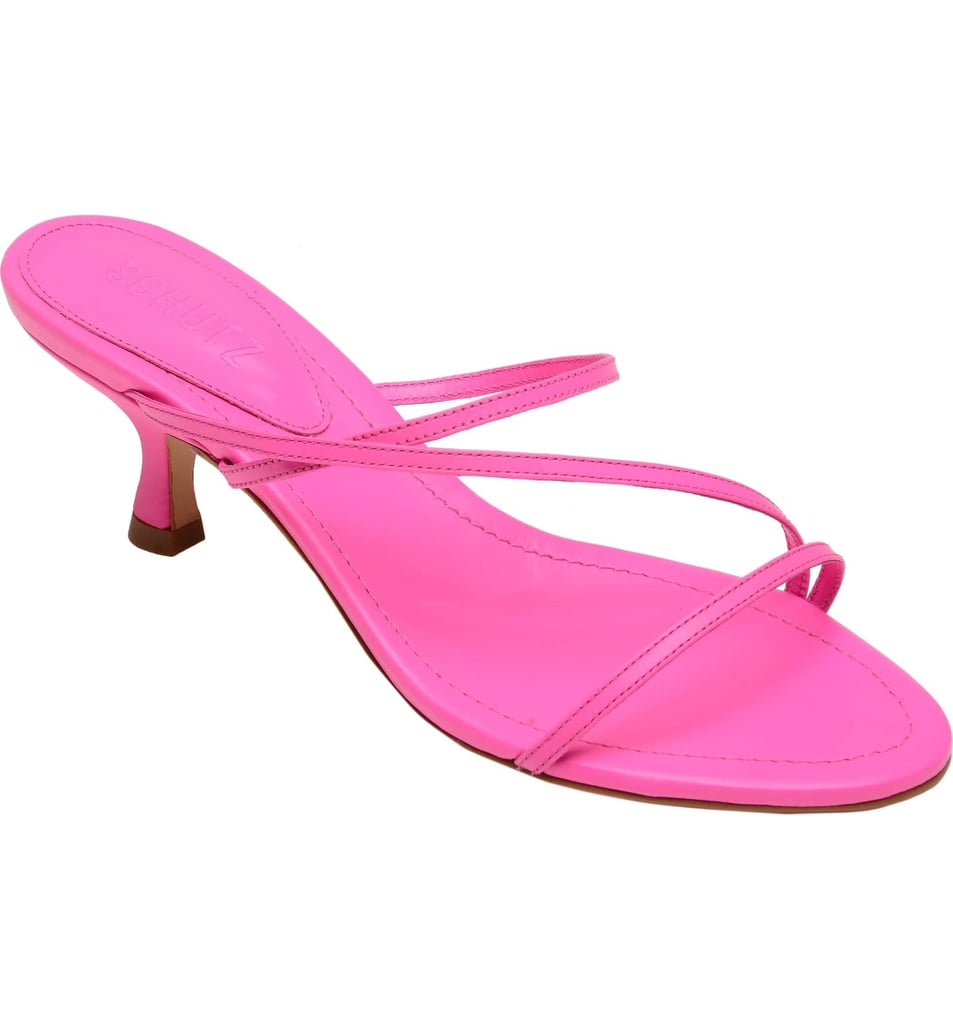 Schutz Evenise Slide Sandal
