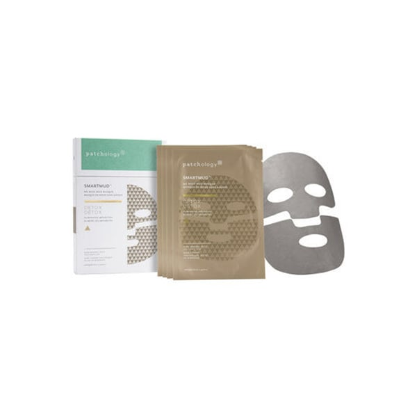 Patchology Detox SmartMud No Mess Mud Masque x 4 ($44)