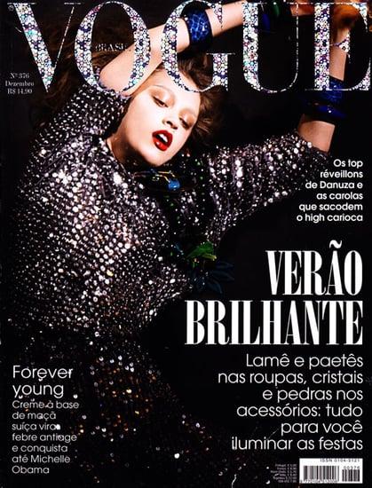 Alber Elbaz Art Directs for Vogue Brazil December 2009