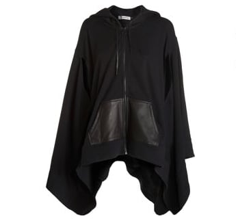 T by Alexander Wang Hooded Poncho ($99, originally $245)