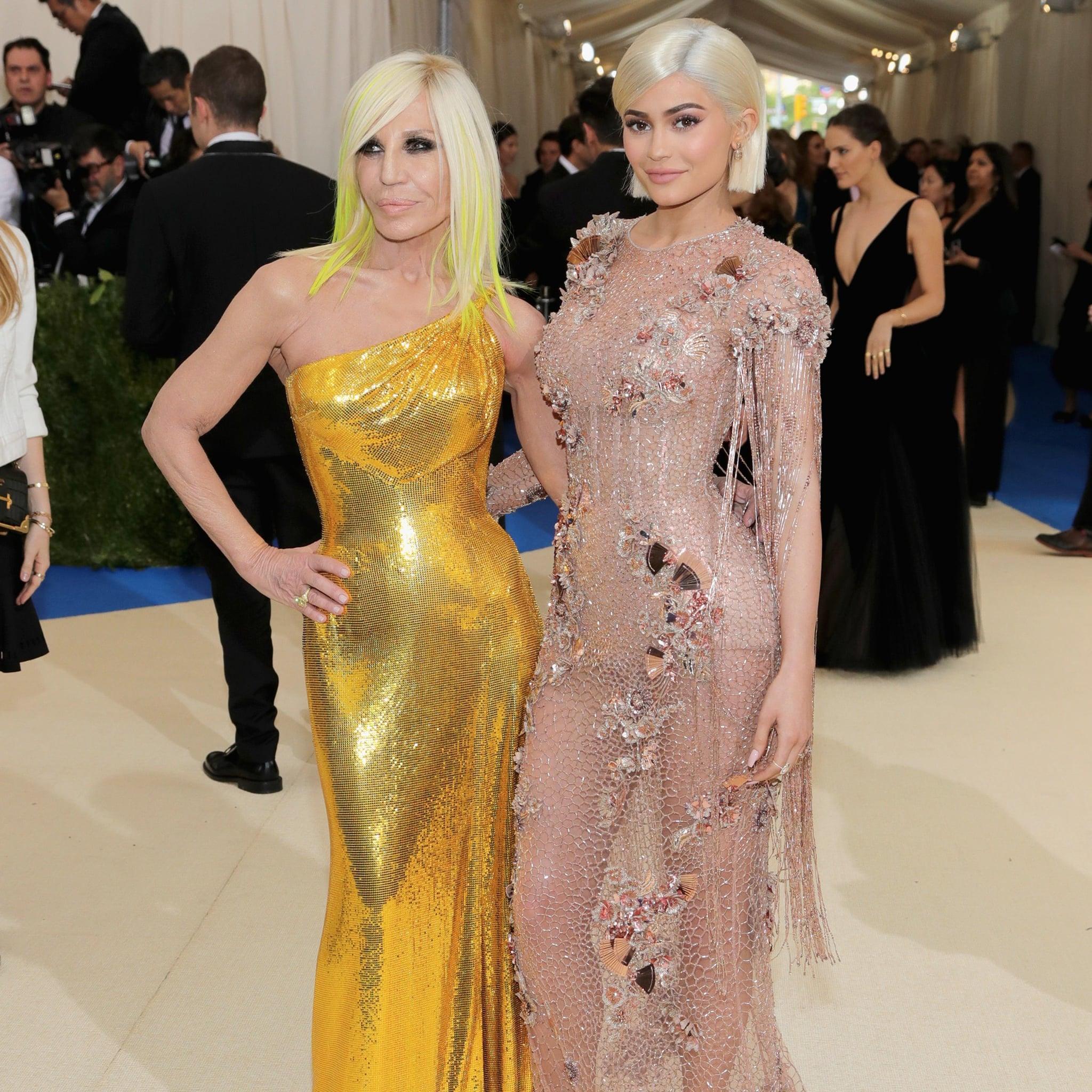 Donatella Versace | POPSUGAR UK
