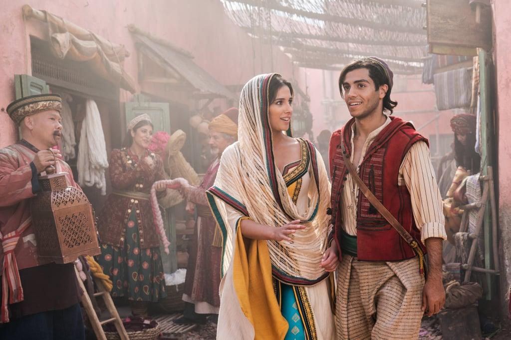Aladdin Live-Action Movie Cast