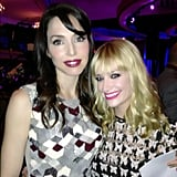 Whitney Cummings crossed paths with 2 Broke Girls's Beth Behrs. Source: Instagram user therealwhitney