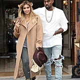 Kanye on Risking His Reputation For Kim: Too Cute or Too Much?