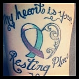 My Heart Is Your Resting Place