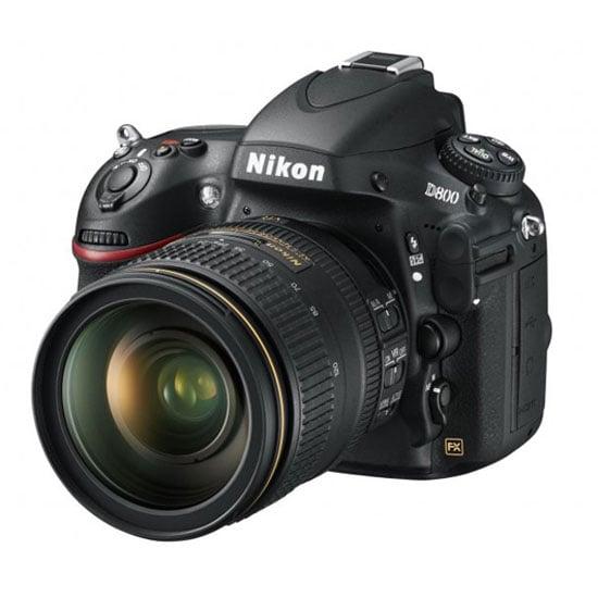 Nikon D800 1080p Video Camera
