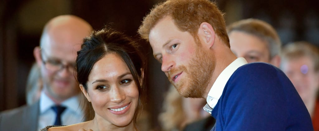 Well, Isn't This Cute? Prince Harry's British Accent Is Rubbing Off on Meghan Markle