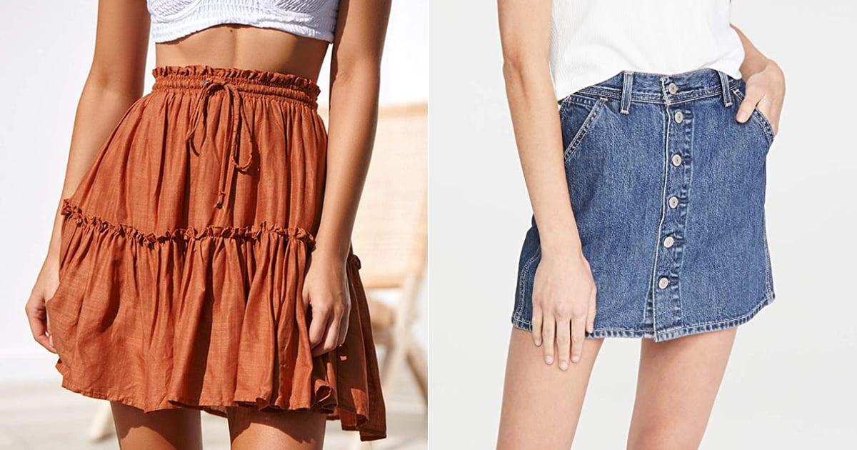 We Have a Feeling These 14 Cute Mini Skirts Are All You'll Want to Wear.jpg