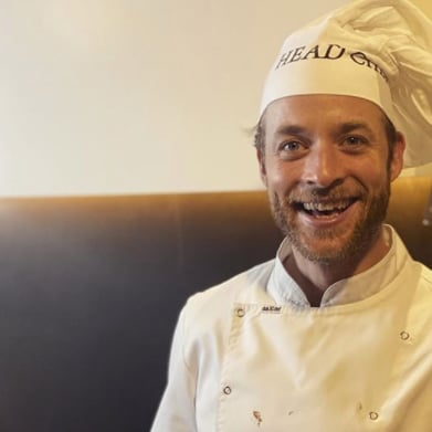 Hamish Blake Instagram Live Cook-In With Ben Shewry