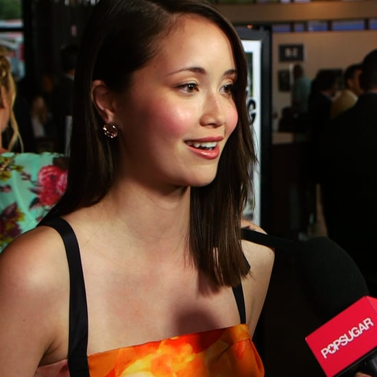 Katie Chang Interview at The Bling Ring Premiere (Video)