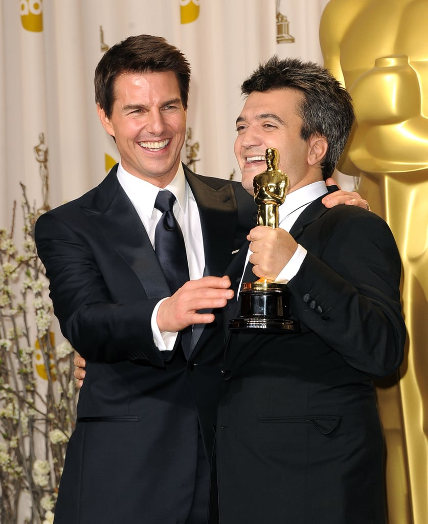 Tom Cruise and Thomas Langmann