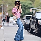 Dare to Dress in Flares