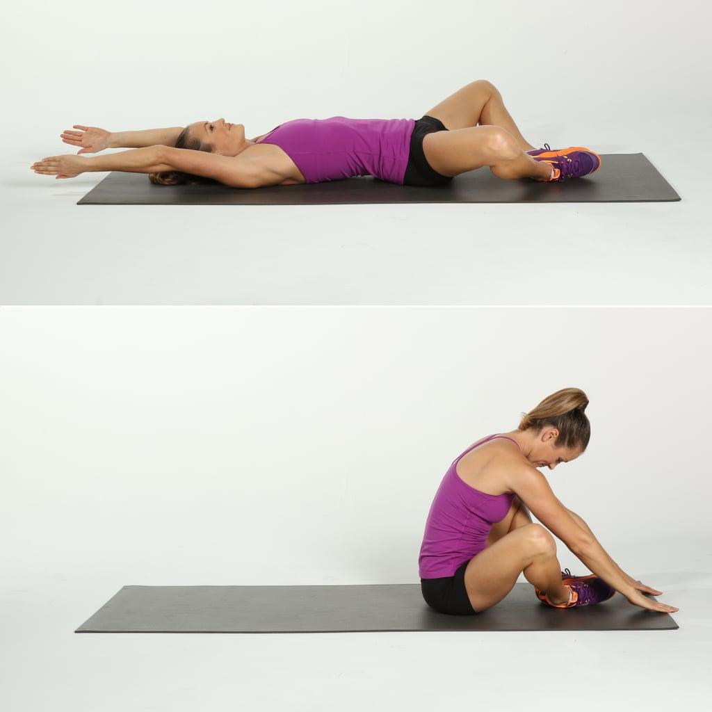 AbMat Sit-Ups (Diamond Sit-Up)