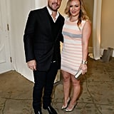 Hilary Duff and her husband, Mike Comrie, posed together at the March of Dimes Celebration of Babies.