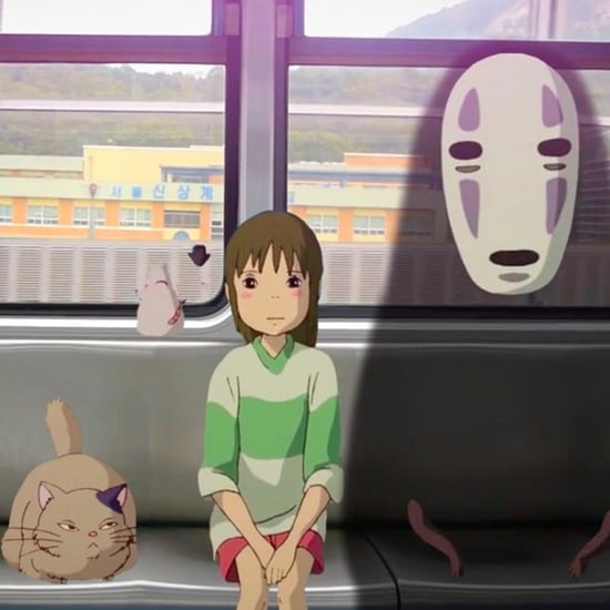 Studio Ghibli Animations in Real Life Video