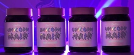 Lime Crime Unicorn Dreams Hair Color for Dark Hair