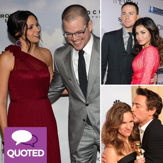 Hot Stars on Their Real-Life Romances