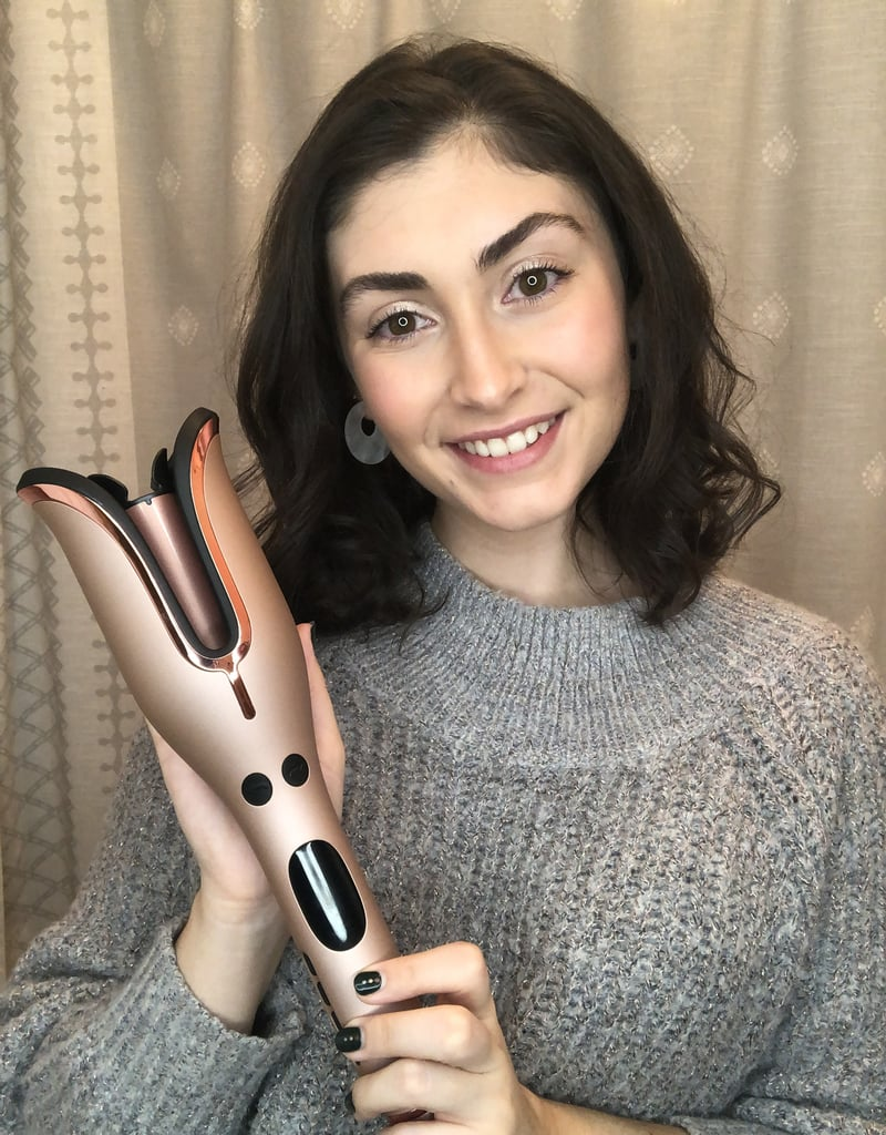 TikTok-Famous CHI Spin & Curl Ceramic Rotating Curler Review