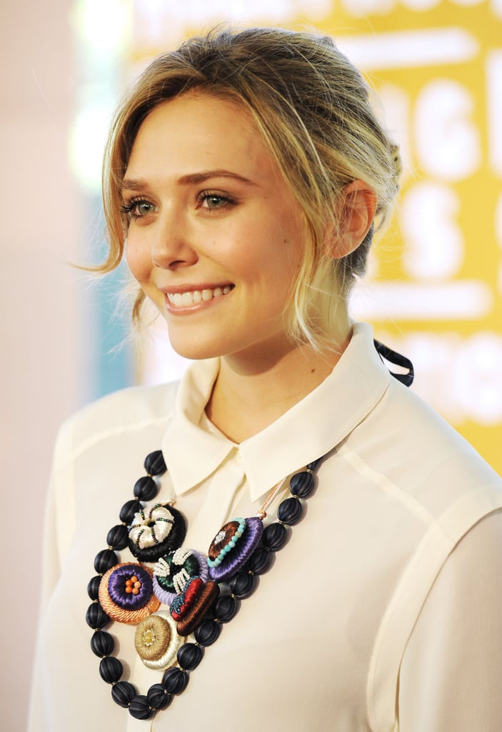 Elizabeth Olsen's Super-Fab Outfit, From All Angles