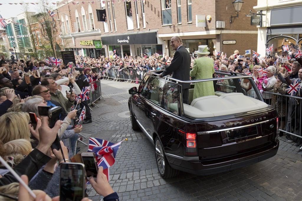 Queen Elizabeth II 90th Birthday Pictures
