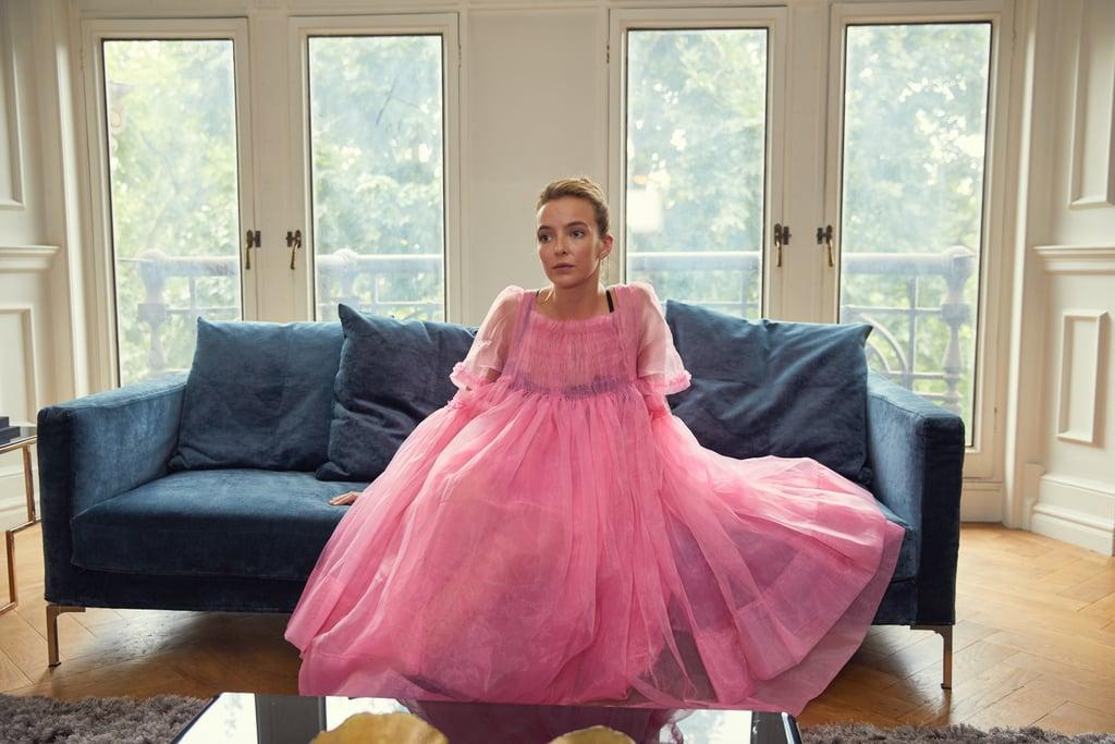Killing Eve Villanelle Pink Dress | Shopping Inspiration