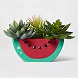 Watermelon Outdoor Patio Planter