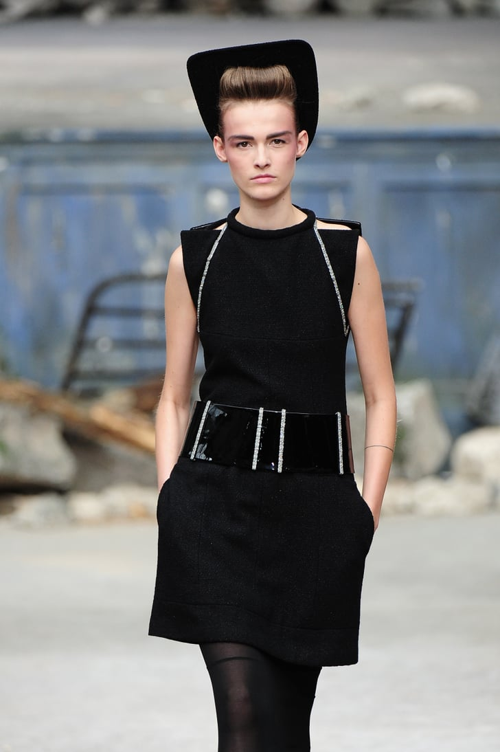 Chanel Also Created The Little Black Dress As We Know It