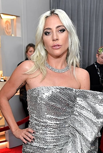 Lady Gaga's New Tattoos February 2019