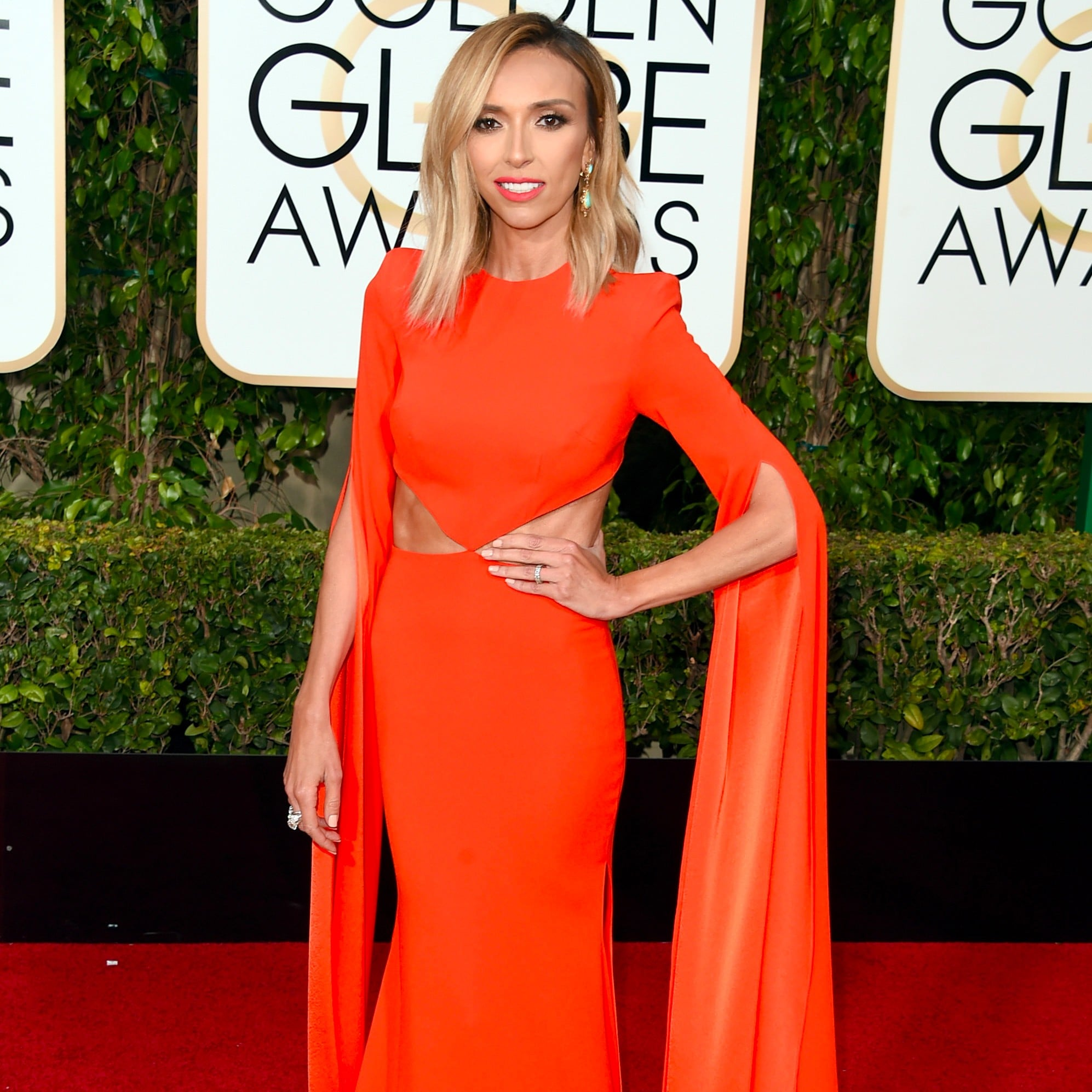 giuliana rancic instagram about being cancer free 2016 | popsugar