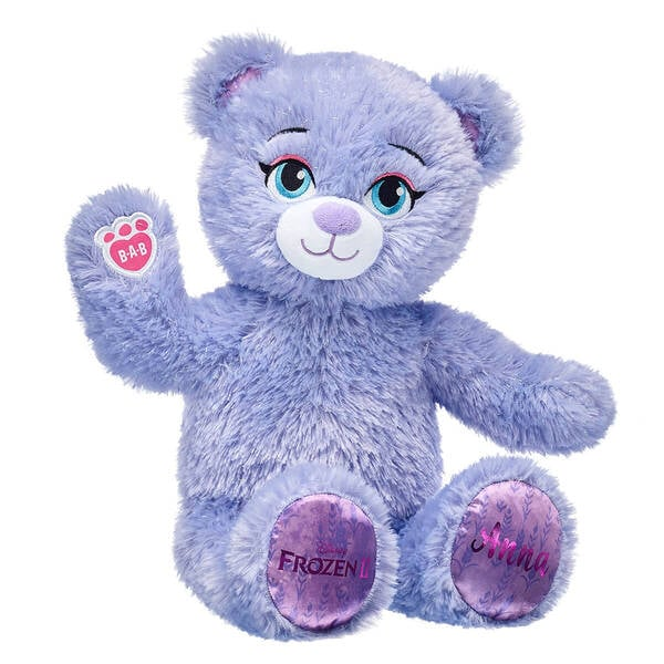 Disney Frozen 2 Anna Inspired Bear