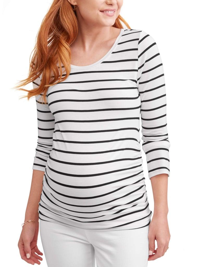 2e1d31e8e1023 Best Maternity Clothes From Walmart | POPSUGAR Family