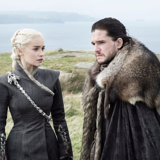 Jon and Daenerys Holding Hands on Game of Thrones Reactions