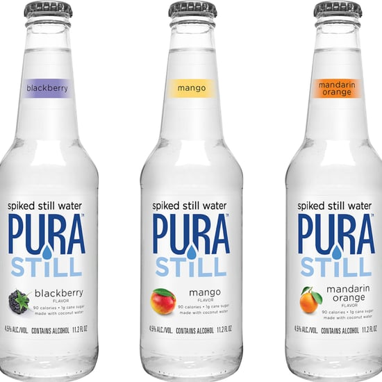 Pura Still Alcoholic Water