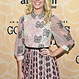 Anna Camp at Good Girls Revolt NYC Premiere October 2016