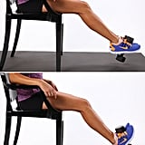 Shin Splints: Leg Raises