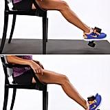 Shin Splints: Leg Raises