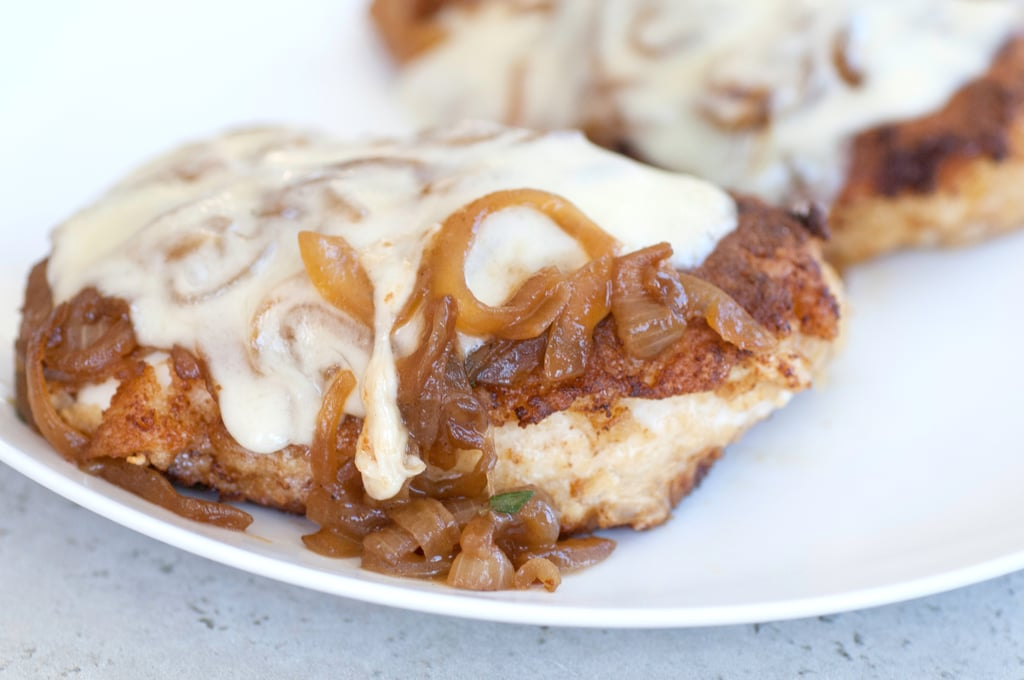 French Onion Chicken Breasts