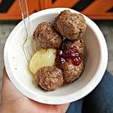 Sweden: Meatballs
