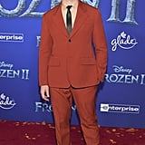 Jonathan Groff at the Frozen 2 Premiere in Los Angeles