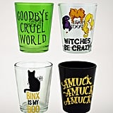 Hocus Pocus Mini Glass Set ($15 for four)